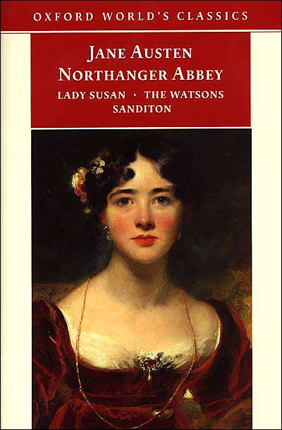 Lady Susan book cover